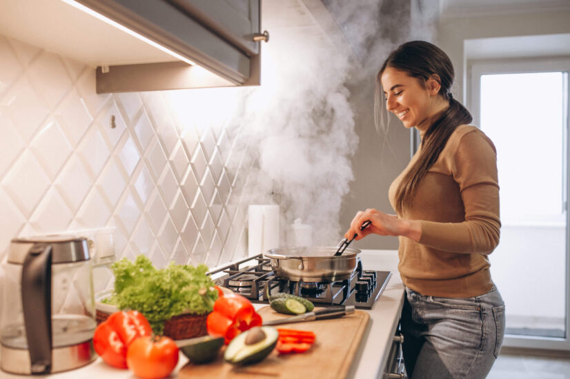 How to Compete with Home-Cooked Meals