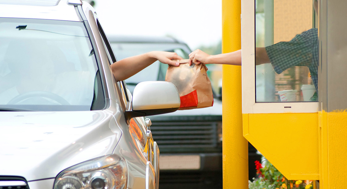 Conversational AI and Fast-Food Drive-Throughs