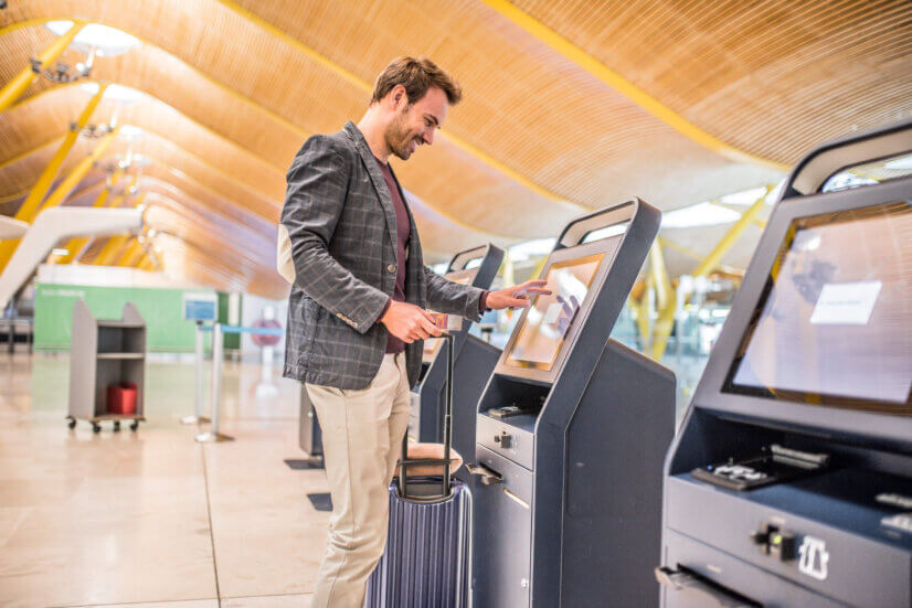 Check-in and Security at Airports is Painful, but Kiosks Might Be Able to Help