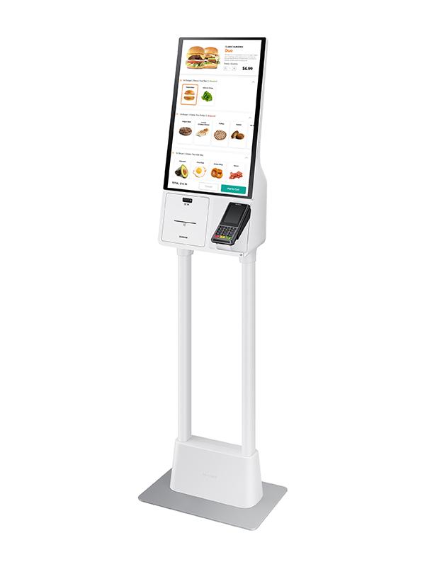 Samsung Kiosk Stand - Left
