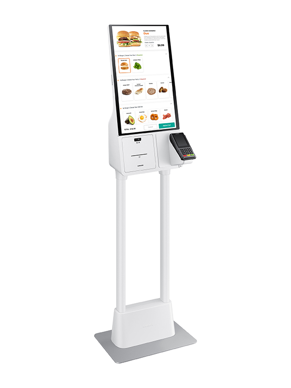 Samsung Kiosk Stand - Right