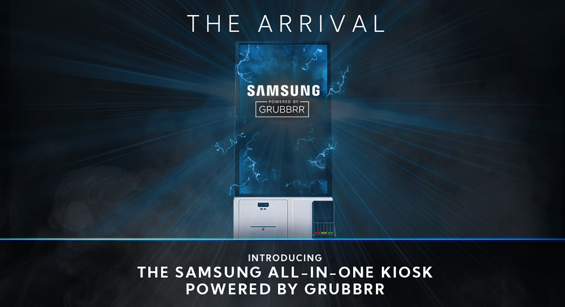 Breaking News GRUBBRR and Samsung Partnership is official