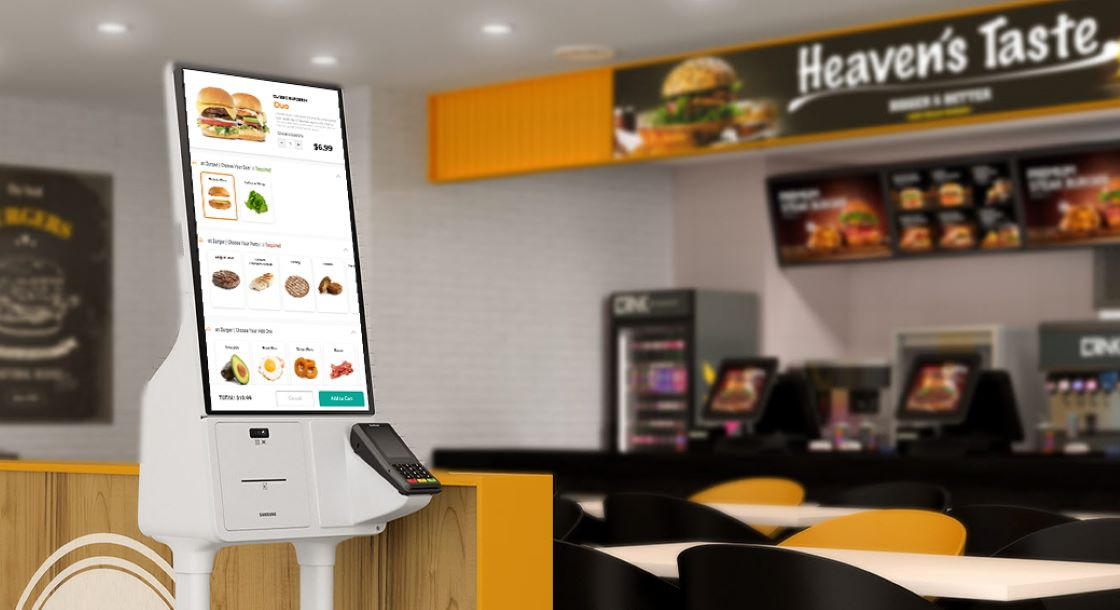 How All-In-One Kiosks Can Combat the Restaurant Labor Shortage